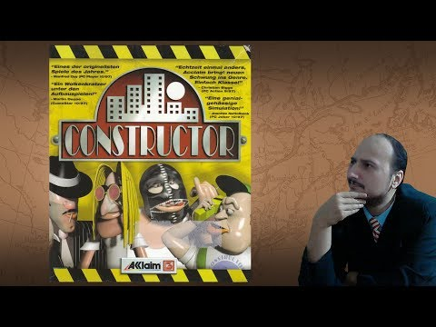 "Gaming History: Constructor ""The simulation with street smarts… and giant roaches"""