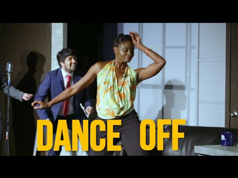 Adina Porter Dance Off WGN's Underground & The CW's The 100  Episode 18