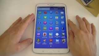 Test de la Samsung Galaxy Tab 3 (8.0 pouces)   par Top-For-Phone.fr
