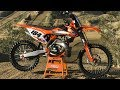 2 Stroke Race Project KTM 250SX - Motocross Action Magazine