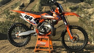 2 Stroke Race Project KTM 250SX - Motocross Action Magazine