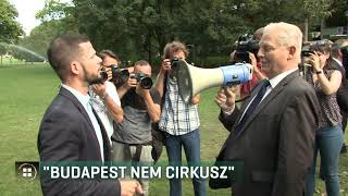 """Budapest nem cirkusz""? 19-09-16"