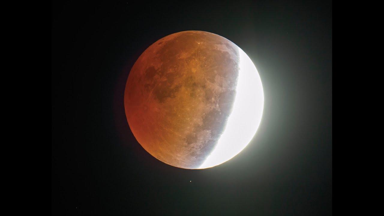 Resultado de imagen para eclipse penumbral de luna