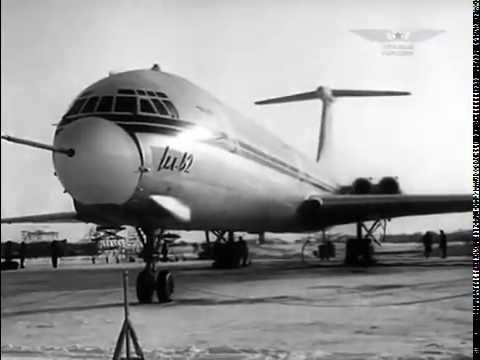 Ilyushin Il-62 story