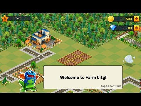 Farm City Level 1-3 HD 1080p