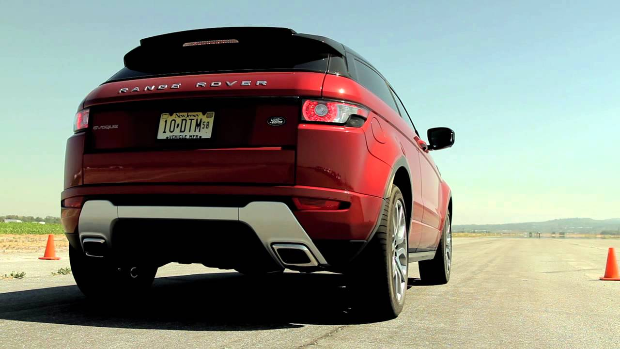76b1d5176dd49b 2012 Land Rover Range Rover Evoque Coupe - First Test - YouTube