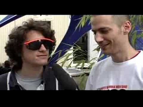 HUSS & HODN Interview @ HIP HOP OPEN 2008