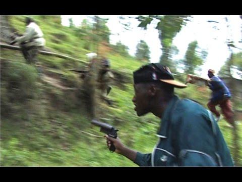 Docu-clip: Live attack by Genocidal Christians in Rwanda filmed by Peter Rinaldo