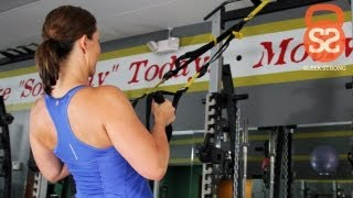 Beginner Circuit With TRX | Sleek/Strong With Rachel Cosgrove
