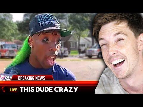 CRAZIEST NEWS INTERVIEWS EVER!