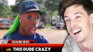 CRAZIEST NEWS INTERVIEWS EVER!