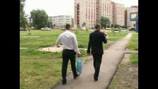 свадьба Сергея и Елены 14 07 12