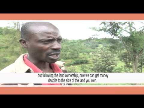 GCCA LAND REGISTRATION PROGRAMME IN RWANDA
