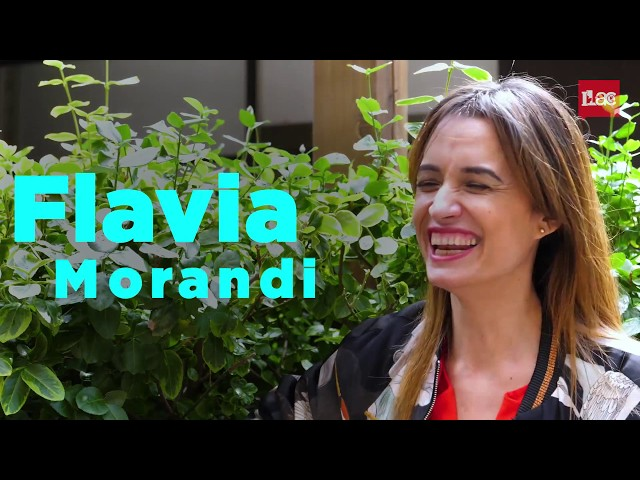 Meet Flavia Morandi, One Of The First ILAC Students!