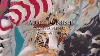 French Paper - Cut artist Aurel Rubbish presents