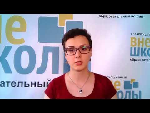 Розв'язання тестів ЗНО-2018 українська мова і література (розбір, відповіді)