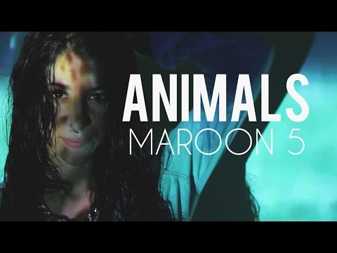 maroon animals bely