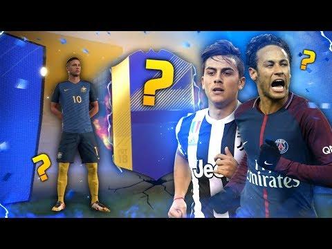 FIFA 18: RANDOM Serie A & Ligue 1 TOTS Squad Builder Battle 🔥🌪