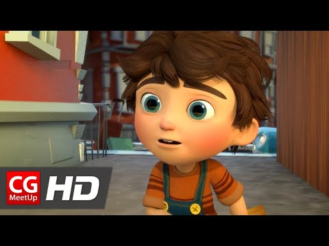 "CGI Animated Short Film ""Embarked Short Film"" by Adele Hawkins, Mikel Mugica and Soo Kyung Kang"