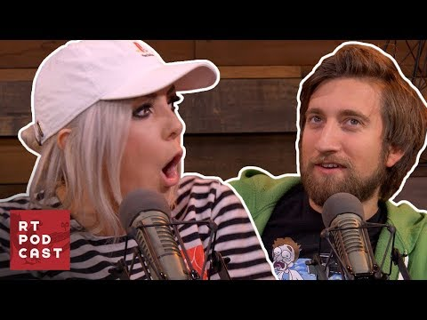 RT Podcast: Ep. 476 - Jessica Nigri Eats Lemons
