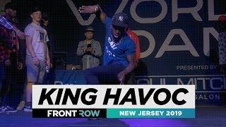 King Havoc | FRONTROW | All Styles | World of Dance New Jersey 2019| #WODNJ19