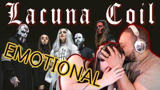 Lacuna Coil-BLOOD TEARS DUST