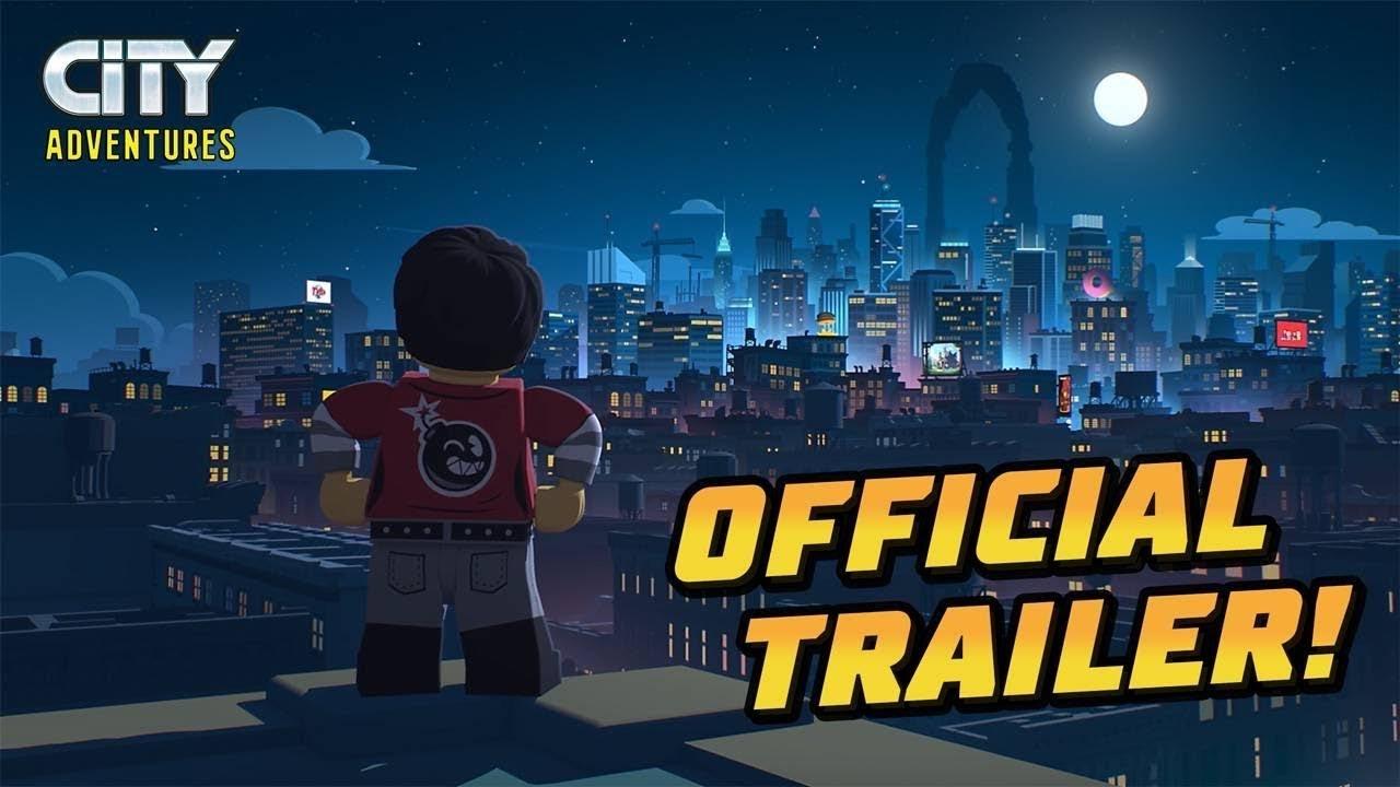 Lego City Adventures Season 2 Trailer