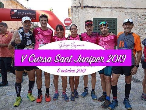 V Cursa Juniper Serra 2019 -Diego Siquieres