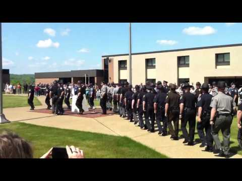 West Virginia's 149th Police Cadet Graduation