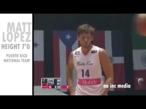 Matt Lopez HD pro college highlights