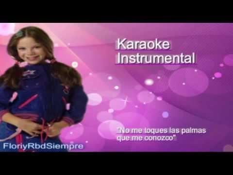 Maria Isabel - No me toques las palmas que me conozco (Karaoke Instrumental) Lyrcs