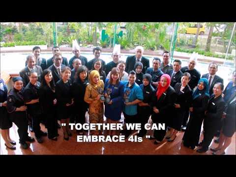 "Dorsett Grand Labuan - ""Together We Can"""