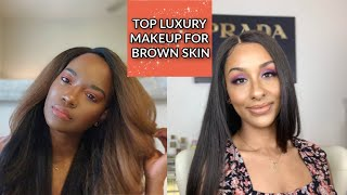 Top Luxury Makeup for Brown Skin Collab w/ SeanKBeauty
