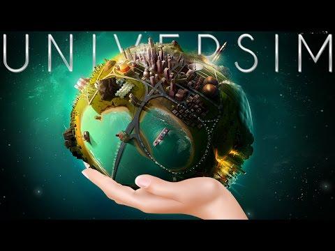 Universim - God of a Planet! - God Civilization Game - The Universim Alpha Gameplay Part 1
