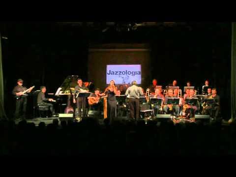 HELENA CULLEN - SAMBA EN PRELUDIO con ORQUESTA (Banda de jazz Municipal de San Martin)