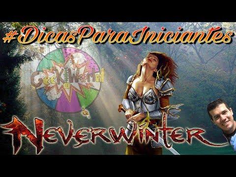Neverwinter   DICAS PARA INICIAR BEM NO JOGO+ GAMEPLAY PT BR