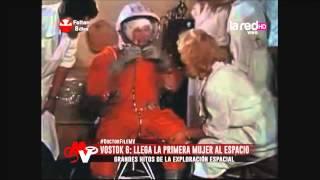 """Vostok 6"": Valentina Tereshkova, la primera mujer en el espacio"