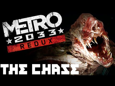 Metro: 2033 Redux Campaign - Part 2 - The Chase / The Detour to Riga / Leaving Exhibition