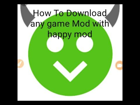 How To Download Any Game Mod With Happy Mod
