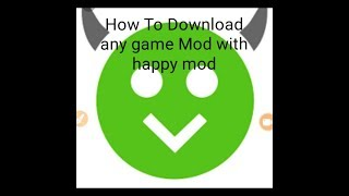 Gambar cover How To Download Any Game Mod With Happy Mod