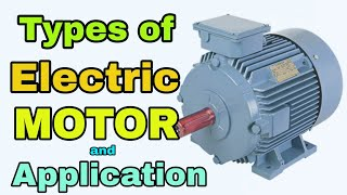Types of Electrical Motor and Its Applications (In Hindi)