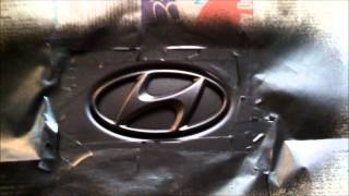 How To PlastiDip Your Car's Emblems