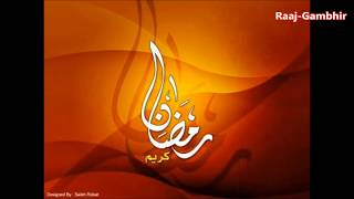 Utho aye Momino   Ramadan Kareem   Cover By Raaj - Gambhir