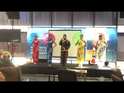 "Yayun  Chinese Song and Dance Troupe - ""Stall Tea in Qianmen """