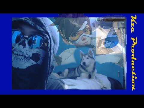 Kze Overwatch Leaugue  & Fortnite FIRST stream w/ Husky and 2 Macho Chihuahuas