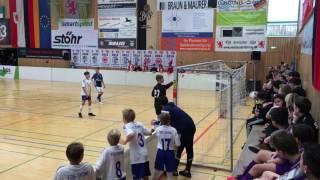 Schalke04 - FDS Suomi (first 3 Minutes)
