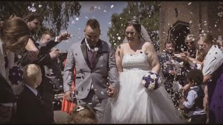 The Hostess Restaurant - Kayleigh & Michael Kinsey - Wedding Highlight Film