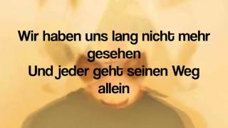 Cro - Ein Teil (Lyrics)