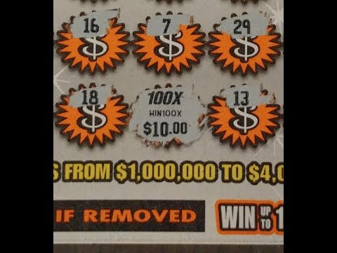 Scratch Ticket Big Win Hall of Fame 174 - Season 5 Episode 24 - Anthony Stakes Claim