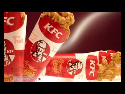 KFC India Popcorn Chicken TV Commercial 2011